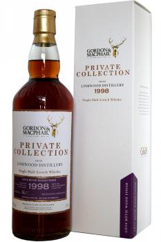 Gordon & MacPhail 'Private Collection' Linkwood 1998 - 16 years
