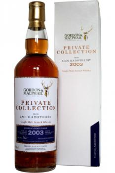 Gordon & MacPhail 'Private Collection' Caol Ila 2003 - 12 years
