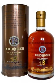 Bruichladdich Eighteen