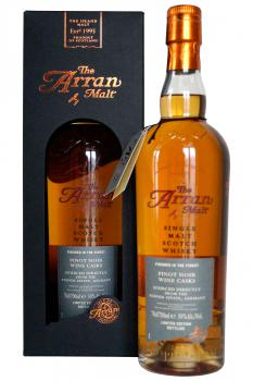 Arran - Pinot Noir wine casks - 2009