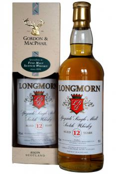 Gordon & MacPhail - Longmorn - 12 years old