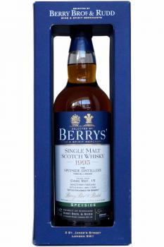 Berry Brothers & Rudd - Speyside 1995 - 17 years old