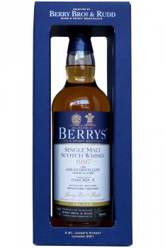 Berry Brothers & Rudd - Arran 1997 - 16 years old