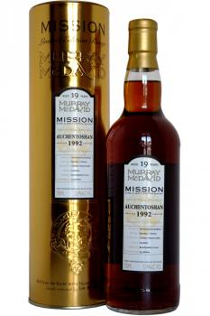 Murray McDavid 'Mission Gold Series' Auchentoshan 1992 - 19 year